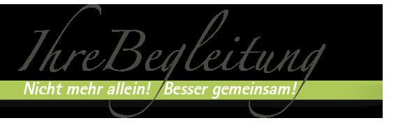 IhreBegleitung · Seniorenbegleitung | Freudenberg · Claudia Hombach Logo